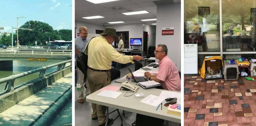 An Insider's Look at Hurricane Harvey