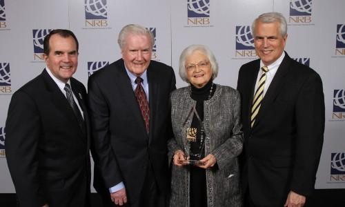 Al & Margaret Sanders, NRB Milestone Award (2013)