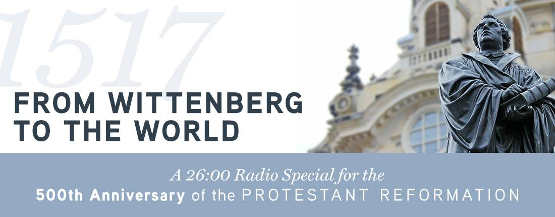 New for the 500th Anniversary of the Protestant Reformation