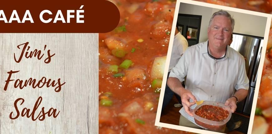 Recipe: Jim's Famous Salsa