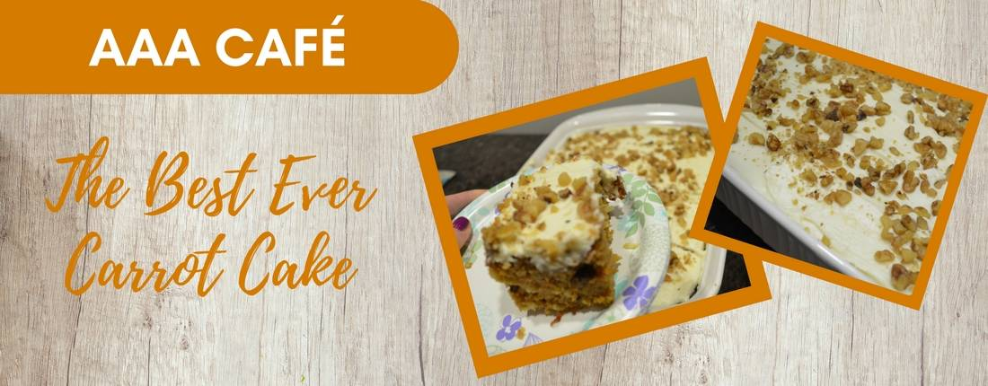 Recipe: The Best Ever Carrot Cake