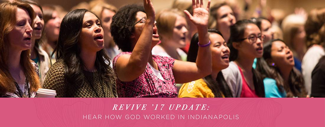Revive '17 Update: How God Worked in Indianapolis