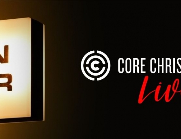 Core Christianity debuts LIVE format on January 18