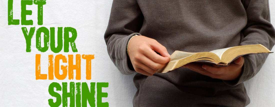 #BringYourBible to School on Oct. 4!