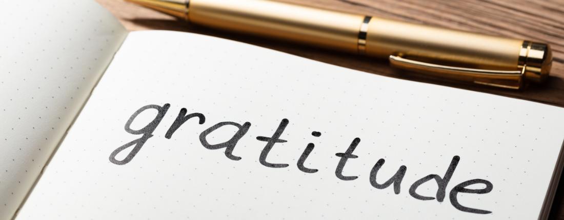 A Spirit of Gratitude