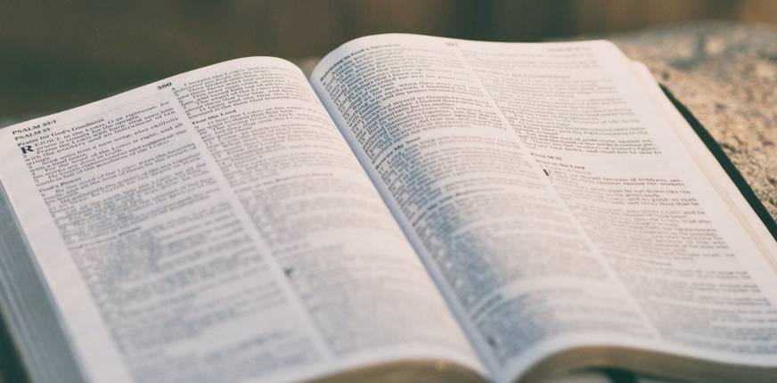 Instead of a New Year's Resolution, Consider a Biblical Solution