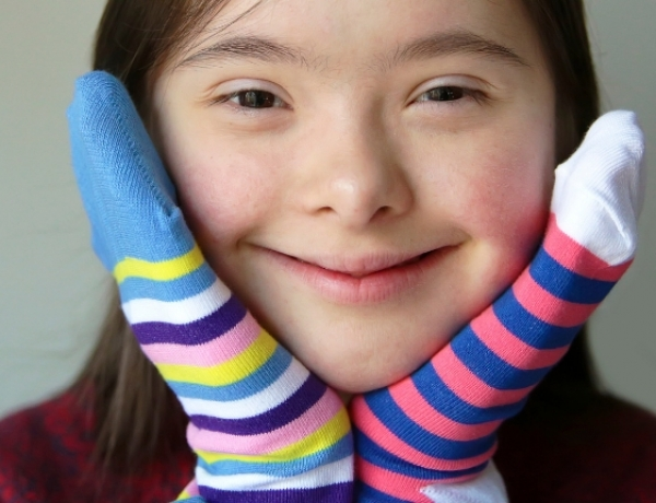 Rock Your Socks – World Down Syndrome Day 3/21