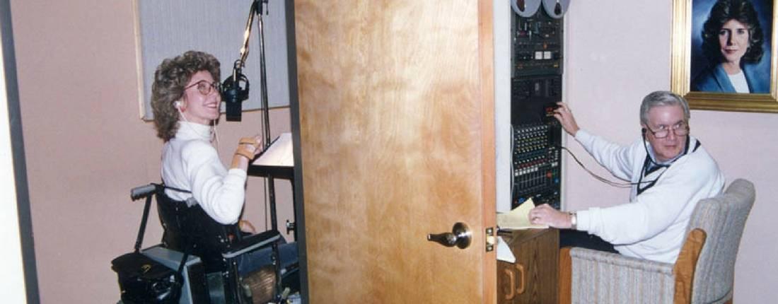 Happy 35th Birthday, Joni and Friends Radio!