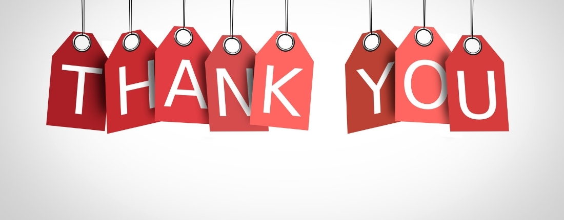 Heartfelt thanks to radio station partners!