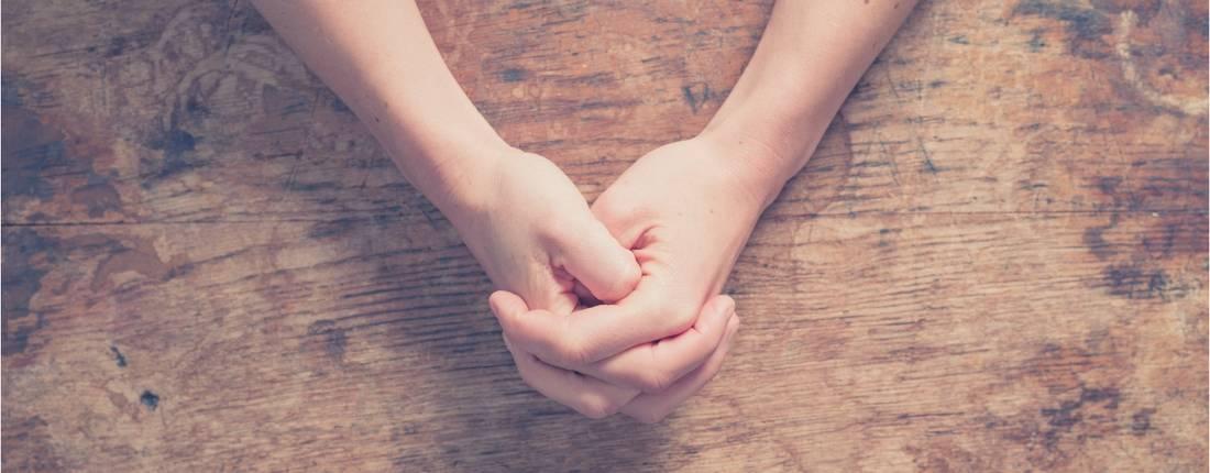 Struggling with Prayer