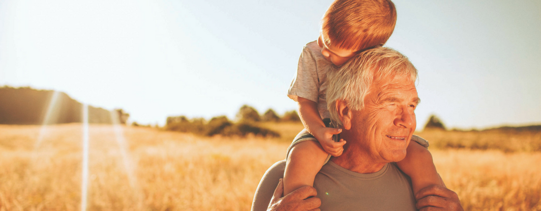 Lasting Lessons from Our Grandparents