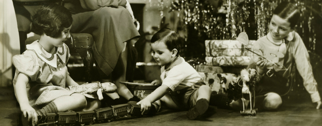 MERRY CHRISTMAS from the 40s!