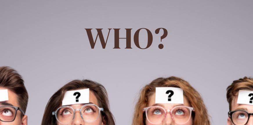 WHO? II
