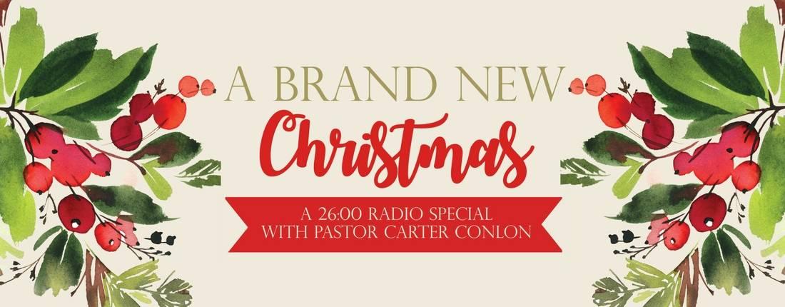 A Brand New Christmas!