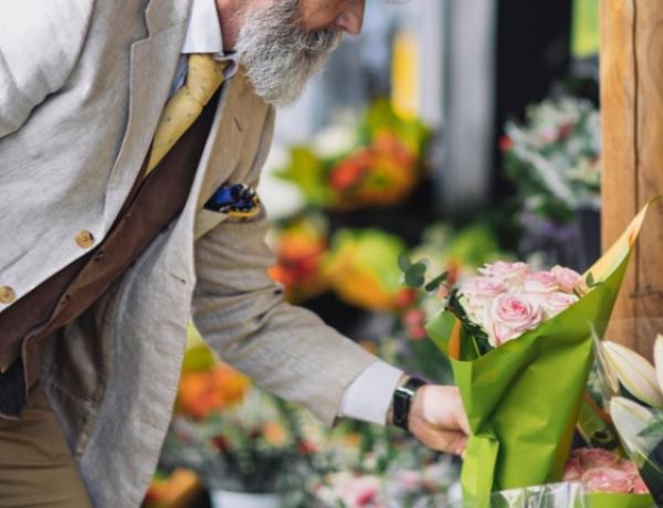 Buying Flowers?