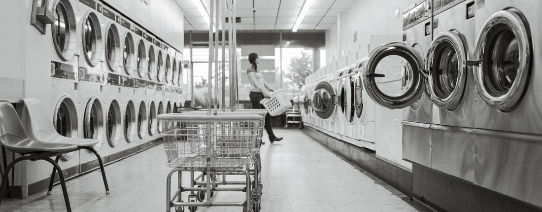 The Laundromat Mission Field