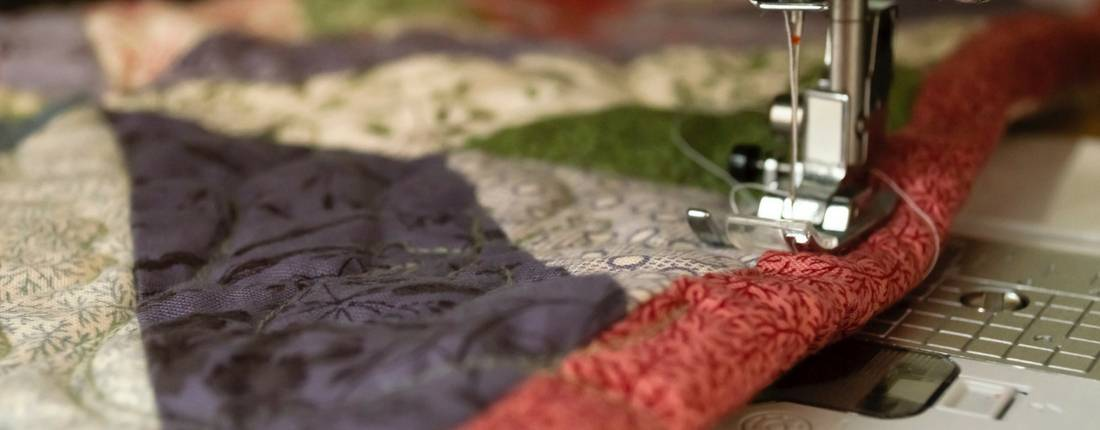 A Quilt That … Tells a Story?