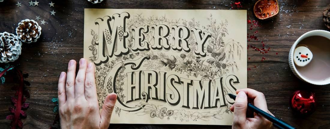 A Divine Encounter Through a Christmas Card