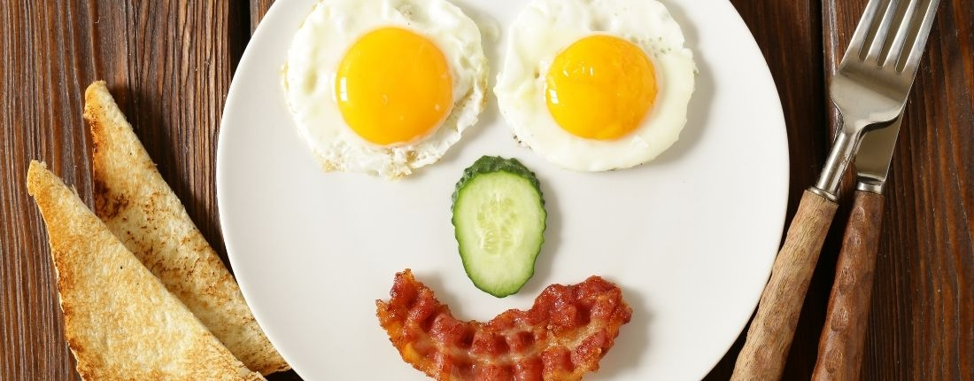 Trivia:  WHAT'S FOR BREAKFAST?