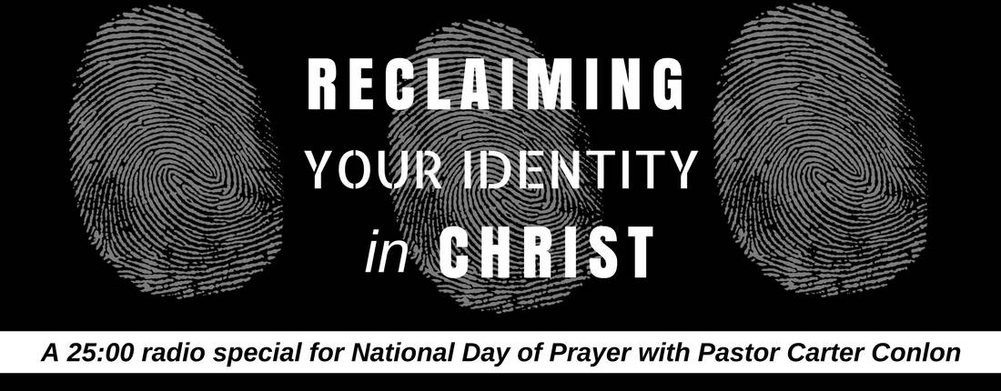Reclaiming Your Identity in Christ